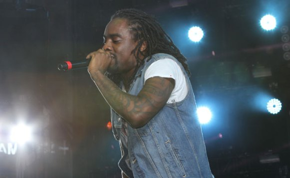 Wale at Summer Jam 2012