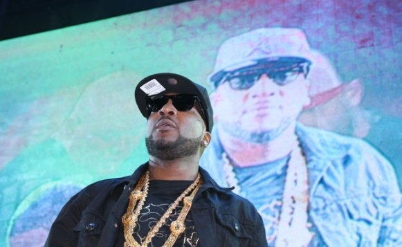 Young Jeezy at Summer Jam