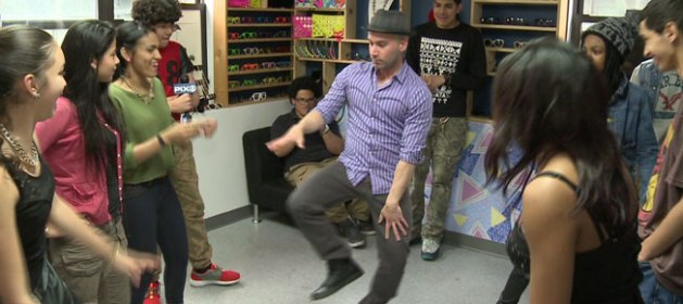 Educated Little Monsters, a Brooklyn youth group, puts PIX11's Andrew Ramos to the test. Is he 'ELM' material? Watch the video above to find out.