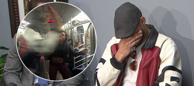 According to Jorge Pena, he can no longer take the subway nor wear his now-famous 8-ball jacket after the attack.