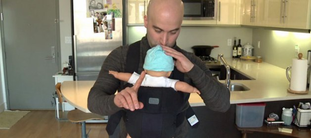 The 'Cool Baby' allows you to drink discreetly in public.